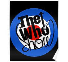 the who show Poster