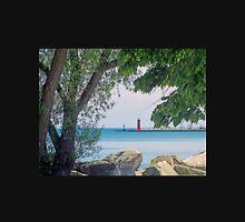 Summertime Along Lake Michigan Unisex T-Shirt