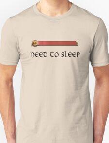 Oblivion Level Up T-Shirt
