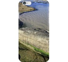 Mossy Rocks, Maroubra, NSW iPhone Case/Skin