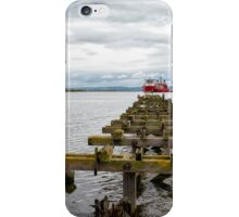 Ocean Terminal in Leith iPhone Case/Skin