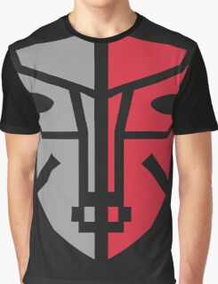 Mask Graphic Art Graphic T-Shirt