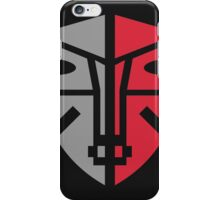 Mask Graphic Art iPhone Case/Skin