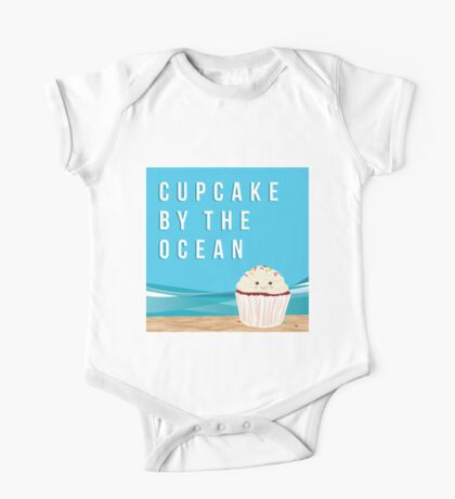Cup - Cake by the Ocean One Piece - Short Sleeve