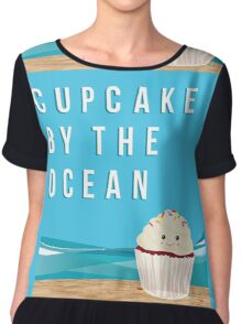 Cup - Cake by the Ocean Chiffon Top