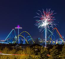 Victoria Day 2 by John Velocci