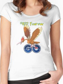 022 Fearow GO! Women's Fitted Scoop T-Shirt