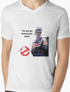 You just got Holtzmann'd baby! Mens V-Neck T-Shirt