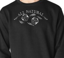 These crits are all natural Pullover