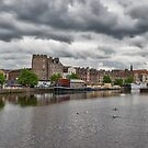 The Shores in Leith, Edinburgh by Jeremy Lavender Photography