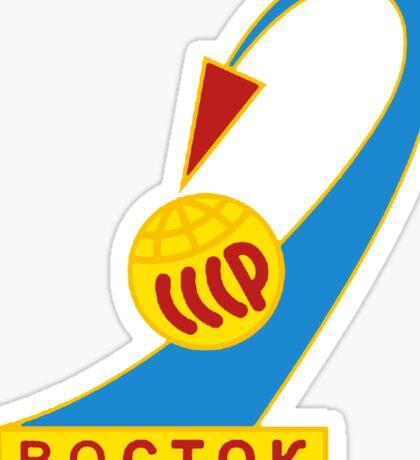 Vostok 1 Sticker