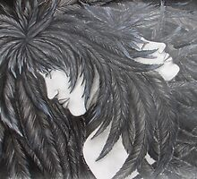 Feathered by Rebecca Frisbee