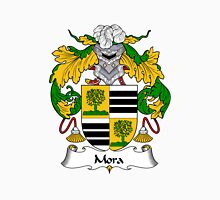 Mora Coat of Arms/ Mora Family Crest Unisex T-Shirt