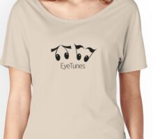 EyeTunes Women's Relaxed Fit T-Shirt