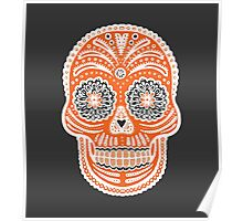 Skulla Day of the Dead Poster