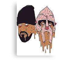 Mf Doom & Ghostface Killah Canvas Print