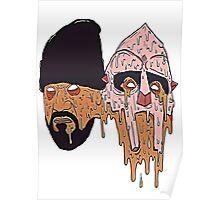 MF Doom & Ghostface Killah Poster