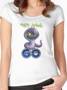 024 Arbok GO! Women's Fitted Scoop T-Shirt