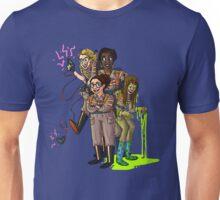 When There's Something Strange Unisex T-Shirt