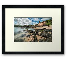 Porth Wen Brickworks Framed Print