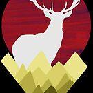 Deer by Ednathum