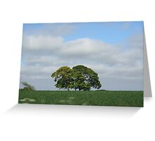 Scotland country roads Greeting Card