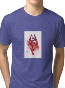 the will of talos Tri-blend T-Shirt