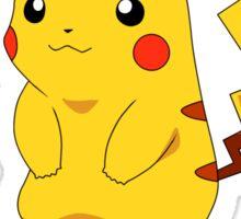 025 Pikachu GO! Sticker