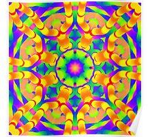 Spiral Dream Poster
