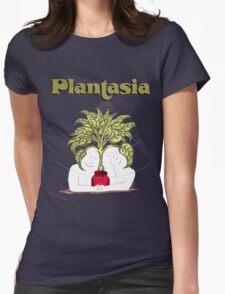 Mort Garson - Plantasia Womens Fitted T-Shirt