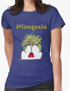 Mort Garson - Plantasia Womens Fitted T-Shirt
