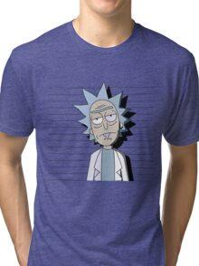 Rick and Morty T-shirt - funny shirt  Tri-blend T-Shirt