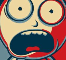 Rick and Morty T-shirt - funny shirt  Sticker