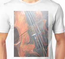 fiddle Unisex T-Shirt