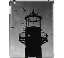 Cormorants Coming home to Roost iPad Case/Skin