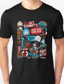 Rick and Morty T-shirt - get your funny shirt  Unisex T-Shirt