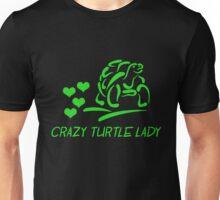 Crazy Turtle Lady Unisex T-Shirt
