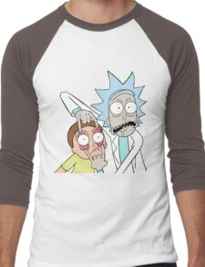 Rick and Morty T-shirt - get your funny shirt  Men's Baseball ¾ T-Shirt