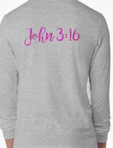 Bible Verse Long Sleeve T-Shirt
