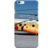 Japanese Air Self Defence Force KV-107IIA-5, 34-4834, JASDF, 1985, JADF iPhone Case/Skin