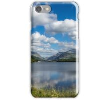 Lake Padarn iPhone Case/Skin