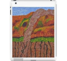 021 Abstract Landscape iPad Case/Skin