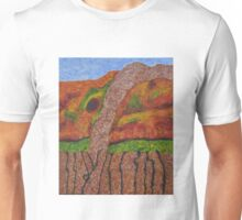 021 Abstract Landscape Unisex T-Shirt