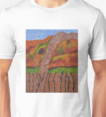 021 Abstract Landscape Unisex T-Shirt