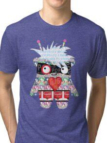 Warhol Monster Tri-blend T-Shirt