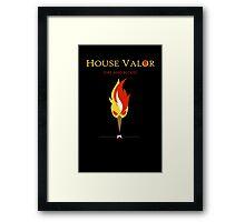 House Valor Framed Print