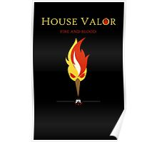 House Valor Poster