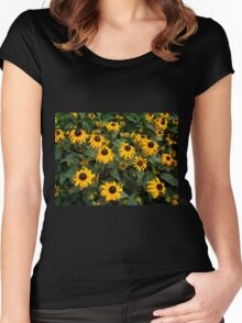 Charming Cluster Women's Fitted Scoop T-Shirt