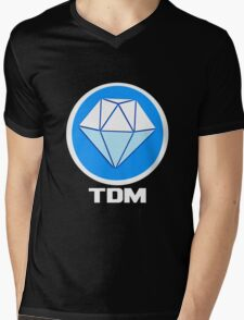 DanTDM Mens V-Neck T-Shirt