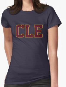 CLE cleveland basketball champion 2016 Game 6 Finals Womens Fitted T-Shirt
